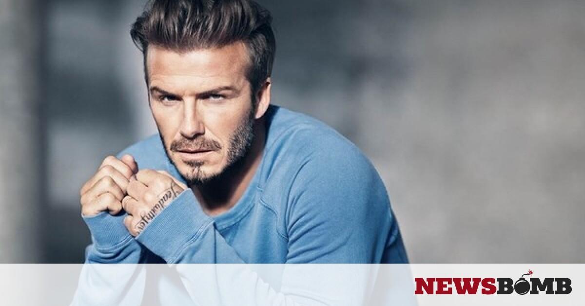 facebookDavid Beckham
