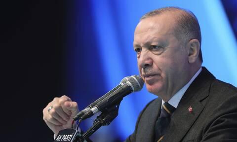 Ερντογάν: Η ανακοίνωση των ναυάρχων υπονοεί πραξικόπημα, μα δεν εγκαταλείπουμε τη συνθήκη του Μοντρέ