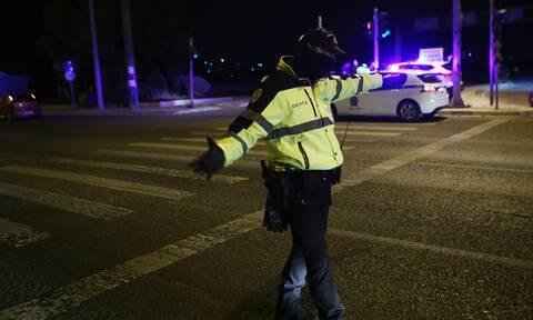 Συλλήψεις ανηλίκων στην Ποσειδώνος - Πετούσαν πέτρες σε διερχόμενα αυτοκίνητα