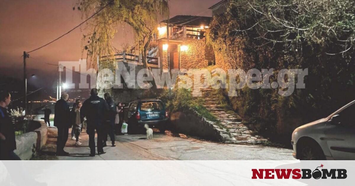 Διπλό φονικό στη Μακρινίτσα: Νεκρά δύο αδέλφια – Newsbomb – Ειδησεις