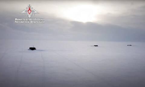 Συγκέντρωση ρωσικών δυνάμεων στην Αρκτική - Προς δοκιμή το υπερσύγχρονο όπλο «Ποσειδών»