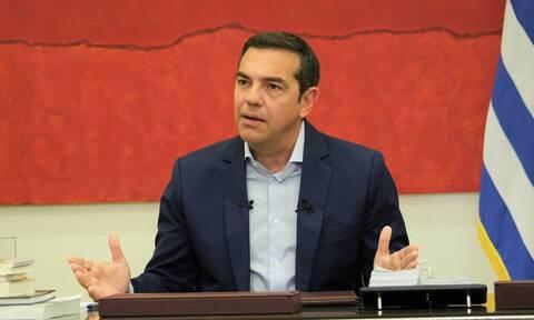 Αλέξης Τσίπρας: Η χώρα δεν έχει κυβέρνηση – Ο κ. Μητσοτάκης έχει αποτύχει