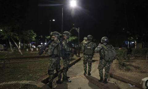 Σύνορα Κολομβίας - Βενεζουέλας