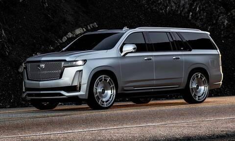 Αυτή η Cadillac Escalade είναι της Kim Kardashian