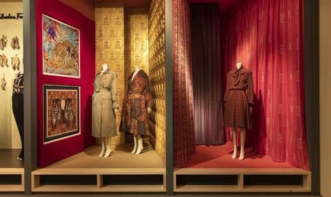 «Silk» - Έκθεση στο Museo Salvatore Ferragamo στη Φλωρεντία