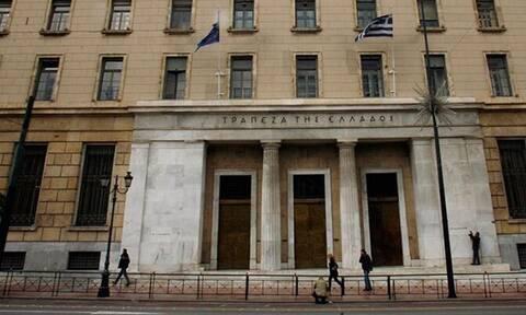 Δυσκολίες στον τραπεζικό τομέα το 2021 λόγω κορωνοϊού βλέπει η Τράπεζα της Ελλάδος