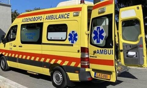 Ρόδος: Σοβαρός τραυματισμός 19χρονου - Έπεσε σε τζαμαρία και βρέθηκε μέσα σε λίμνη αίματος