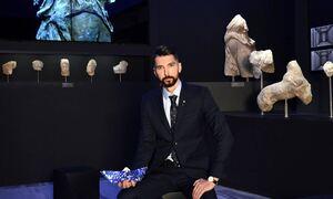 Скульптор Никос Флорос намерен провести в России свою выставку о греческой революции