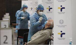 Сегодня в Греции число новых случаев заражения коронавирусом может достичь 5000