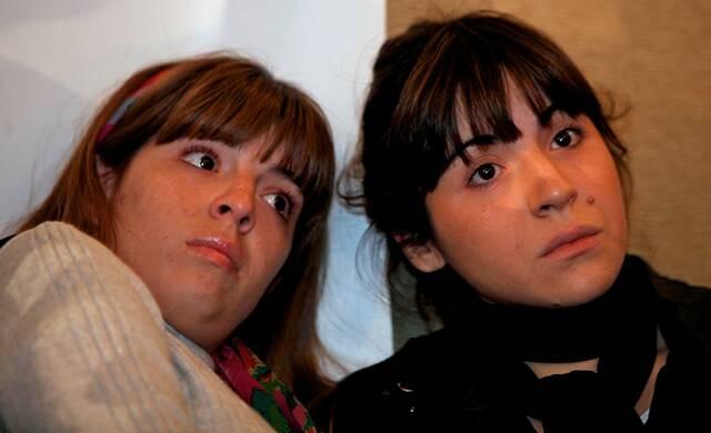 Ντάλμα και Τζιανίνα Μαραντόνα