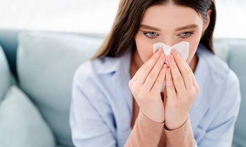 Αλλεργική ρινίτιδα: Παράδοξες αιτίες που πυροδοτούν τα συμπτώματα (εικόνες)