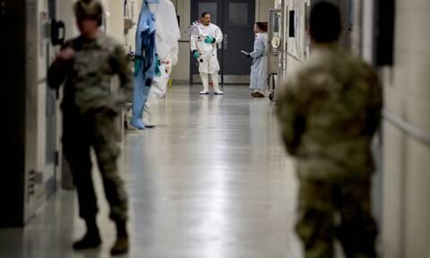 ΗΠΑ: Νοσηλευτής του πολεμικού ναυτικού σκοτώθηκε αφού άνοιξε πυρ σε στρατιωτική βάση