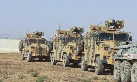Φονική έκρηξη με νεκρούς και τραυματίες Τούρκους στρατιώτες σε βάση στη Συρία