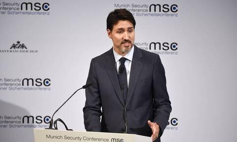 Κορονοϊός στον Καναδά: Ο Τριντό καλεί τους πολίτες να «κρατήσουν μερικές εβδομάδες ακόμη»