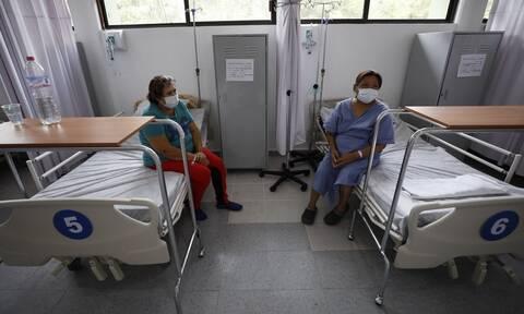 Νοσοκομείο στο Μεξικό