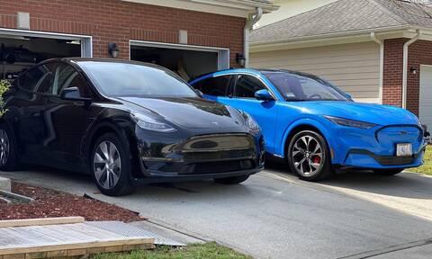 Πόσο φανατικοί είναι οι οδηγοί των Tesla με τα αυτοκίνητα τους;