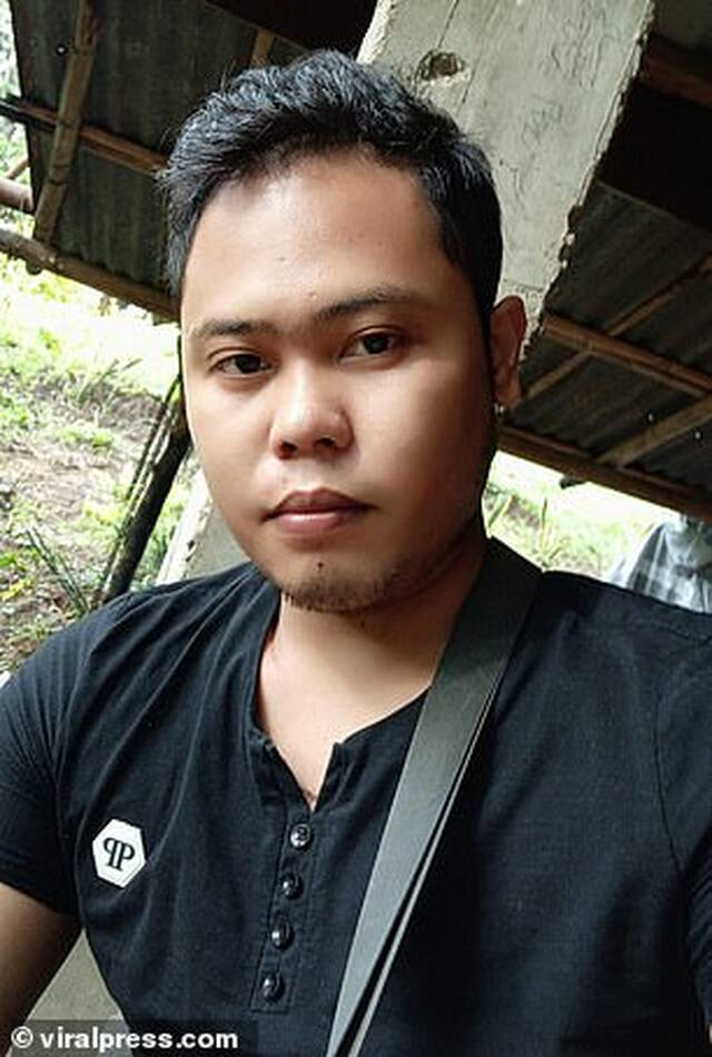 O 28χρονος Darren Manaog Penaredondo