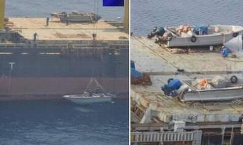 Το Ισραήλ χτύπησε το ιρανικό πλοίο στην Ερυθρά Θάλασσα, λέει Αμερικανός αξιωματούχος