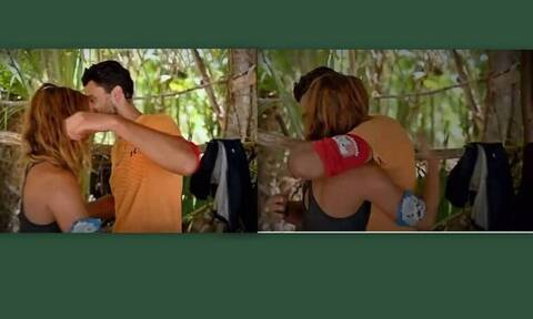 Survivor – Αποκάλυψη: «Η Μαριαλένα χρησιμοποίησε τον Σάκη για να μπει στο παιχνίδι»