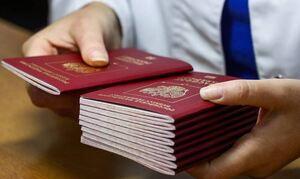 В РФ при изменении бланков паспортов старые образцы будут выдавать до их израсходования