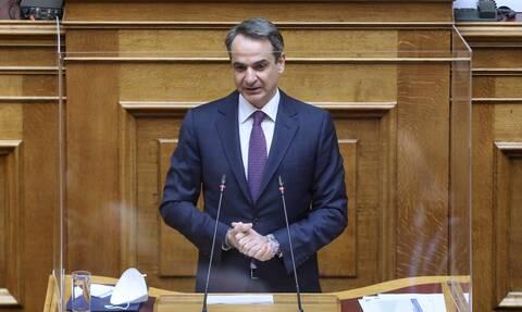 Μητσοτάκης για Παγκόσμια Ημέρα Υγείας: Η χώρα μας επενδύει 1,5 δισ. με το Εθνικό Σχέδιο «Ελλάδα 2.0»