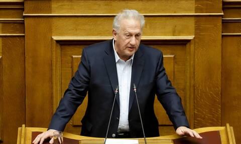 Θετικός στον κορονοϊό ο βουλευτής του ΚΙΝΑΛ Κώστας Σκανδαλίδης