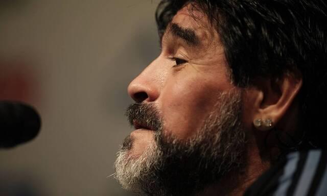 Ντιέγκο Μαραντονα Diego Maradona