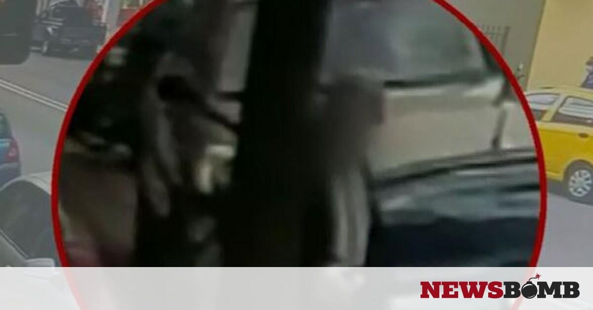 Φονικό Κυπαρισσία: Βίντεο ντοκουμέντο – Ο δράστης με το όπλο στο χέρι – Newsbomb – Ειδησεις