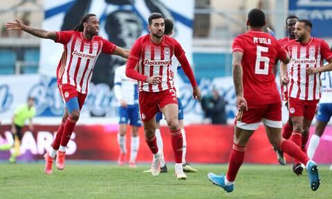 ΠΑΣ Γιάννινα - Ολυμπιακός 1-1: Ο Σα τον... κράτησε και ο Χασάν του έδωσε προβάδισμα (videos+photos)