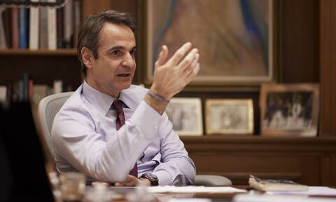 PM Mitsotakis interview on Star TV: Greek-Turkish relations key to EU-Turkish relations now