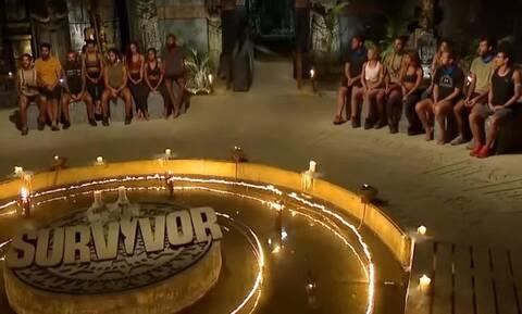 Survivor - Αποχώρηση