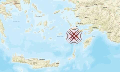 Σεισμός κοντά στη Νίσυρο - Αισθητός στα Δωδεκάνησα (pics)