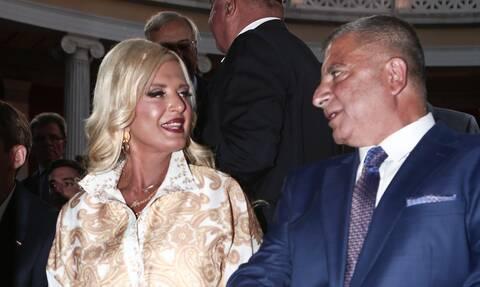 Μαρίνα Πατούλη και Γιώργος Πατούλης