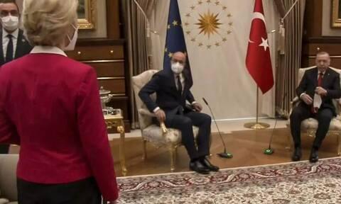 Σαρλ Μισέλ: Δεν είμαι αναίσθητος – Γι' αυτό δεν αντέδρασα στην προσβολή Ερντογάν στην φον ντερ Λάιεν