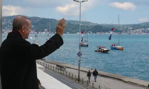 Τουρκία: Ξεκινά η κατασκευή της διώρυγας της Κωνσταντινούπολης