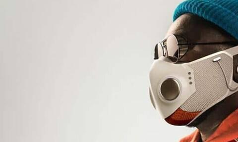 Kορονοϊός: Η πιο προηγμένη μάσκα που κυκλοφορεί!