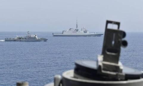 Ένοπλες Δυνάμεις: Άσκηση – μήνυμα στην Άγκυρα - Ενισχύεται η συνεργασία Ελλάδας, Γαλλίας, Κύπρου