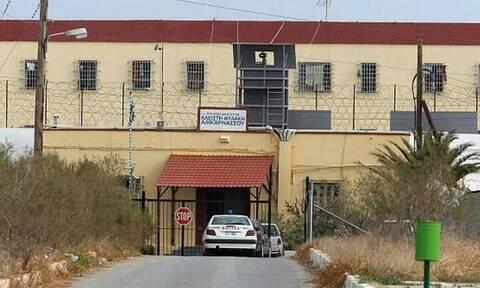 Ηράκλειο: Τρεις τραυματίες σε συμπλοκή στις φυλακές Αλικαρνασσού