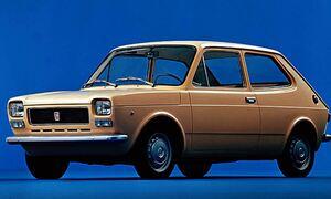 Mισός αιώνας από την κυκλοφορία του εμβληματικού Fiat 127