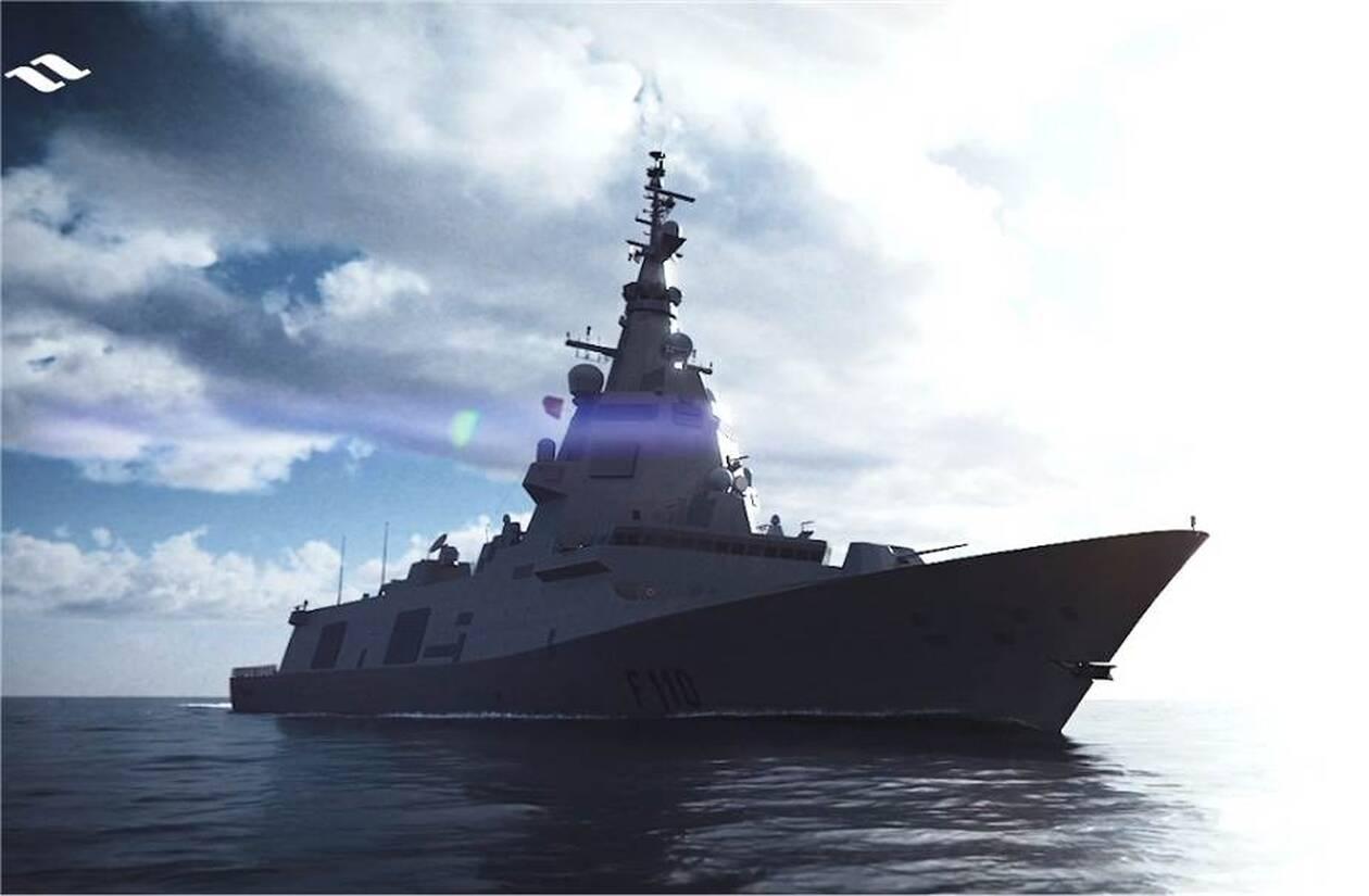 Spanish Navy new F110