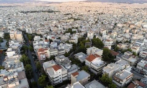 Ακίνητα: Πόσο και πού μειώθηκαν οι τιμές και τα ενοίκια την περασμένη δεκαετία