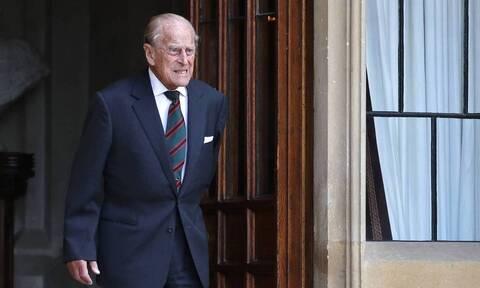 Πέθανε ο πρίγκιπας Φίλιππος, σύζυγος της βασίλισσας Ελισάβετ