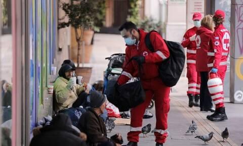 Ελληνικός Ερυθρός Σταυρός: Κάλεσμα για συγκέντρωση τροφίμων ενόψει Πάσχα