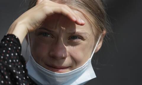 Γκρέτα Τούνμπεργκ: Εκτός συνόδου του ΟΗΕ για το κλίμα λόγω των εμβολίων για την Covid-19