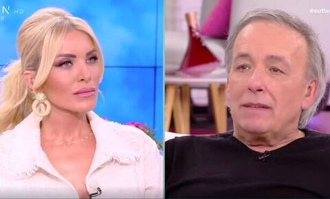 Ανδρέας Μικρούτσικος: Λύγισε on air μιλώντας για τον αδερφό του, Θάνο