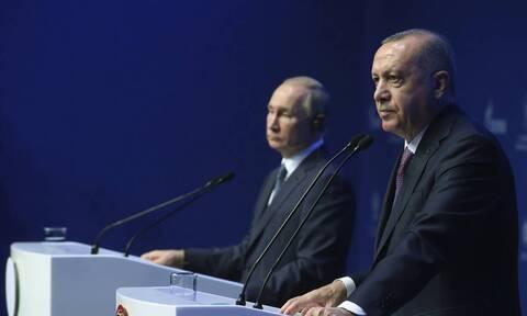 Ρωσία - Τουρκία: Ο Πούτιν το... ξέκοψε του Ερντογάν για την Συνθήκη του Μοντρέ