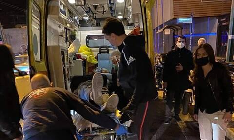 Βασίλης Κικίλιας: Βοήθησε μητέρα και γιο που χτύπησαν σε τροχαίο