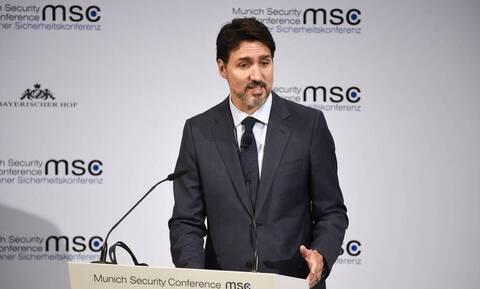 Κορονοϊός - Καναδάς: Ο πρωθυπουργός Τζάστιν Τριντό ζητεί ενίσχυση των υγειονομικών μέτρων
