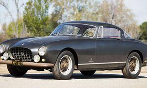 Αυτή η πολύ σπάνια Ferrari ήταν κρυμμένη για πολλά χρόνια