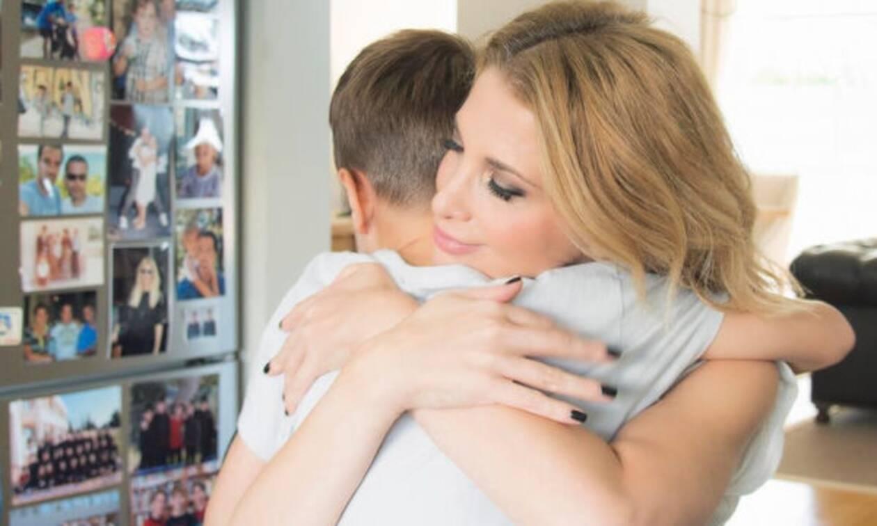 Νίκη Κάρτσωνα: Ο γιος της μεγάλωσε και ψήλωσε πολύ - Δείτε νέα φώτο